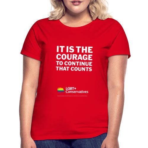 Tory Tshirts Final2 - Women's T-Shirt