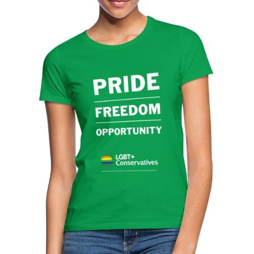 Tory Tshirts Final3 - Women's T-Shirt