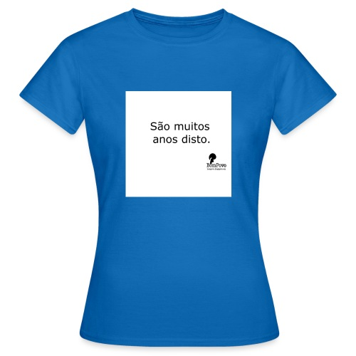 bompovo saomuitosanosdisto - Women's T-Shirt
