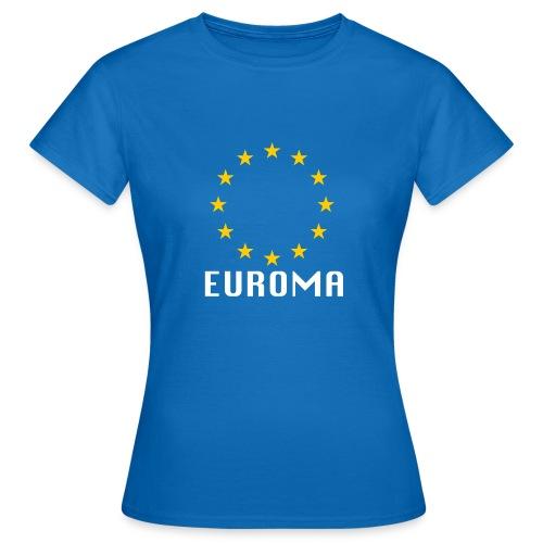 EUROMA - Frauen T-Shirt