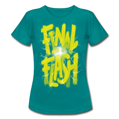 Final Flash - Women's T-Shirt
