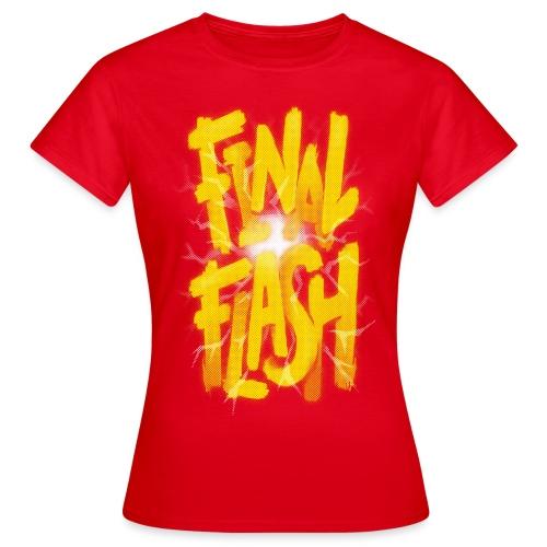 Final Flash - Women's T-Shirt