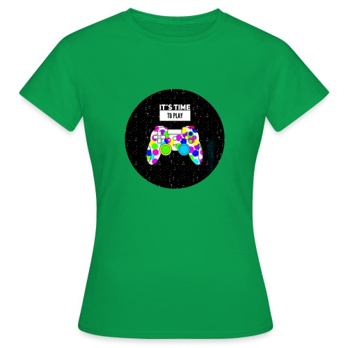 time to play - Women's T-Shirt