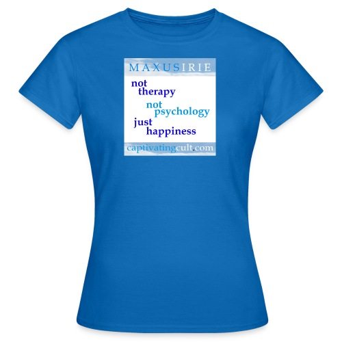 not therapy - Women's T-Shirt