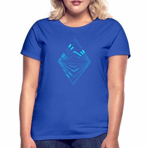 The eye - Women's T-Shirt