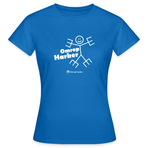 Omrop Fryslan shirt - Vrouwen T-shirt