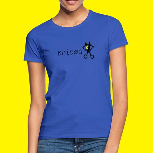 Knip gLogo - Vrouwen T-shirt