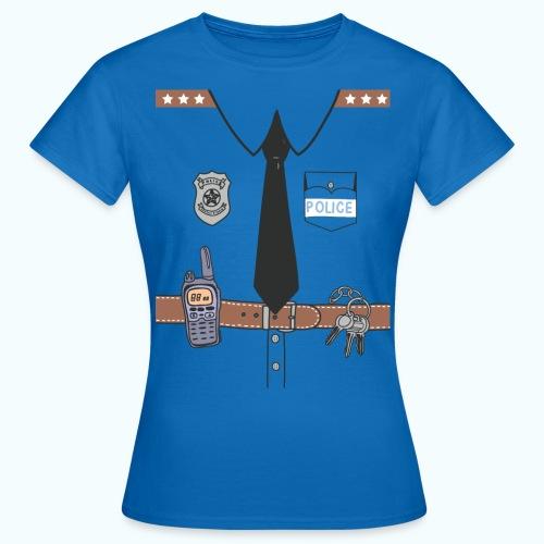 Funny Cute Uniform - Women's T-Shirt
