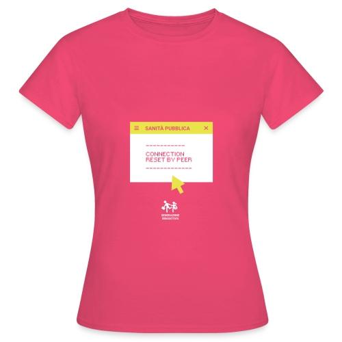 sanità.exe - Maglietta da donna