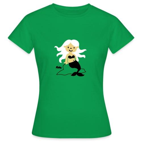 Nixe (c) - Frauen T-Shirt