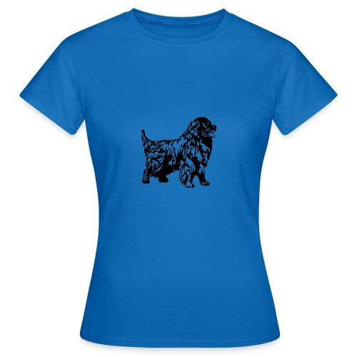 Neufundländer - Frauen T-Shirt