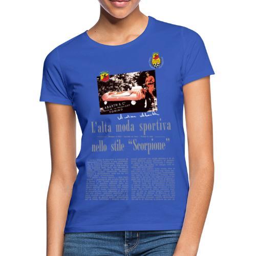 L' alta moda sportiva by Anneliese Abarth - Maglietta da donna