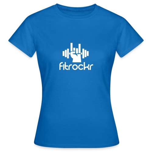 Fitrockr Streetware - Frauen T-Shirt