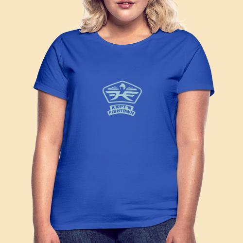 Käpt'n Fishtown - Frauen T-Shirt