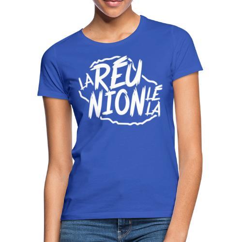 La réunion lé la - T-shirt Femme