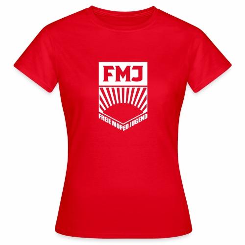 Freie Moped Jugend FDJ Parodie (1c) - Women's T-Shirt