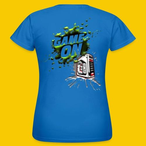 GAMEONE - T-shirt Femme