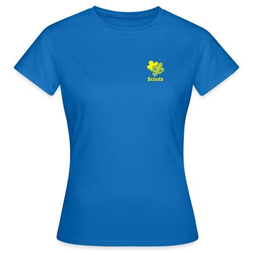 scoutskleiner - Vrouwen T-shirt