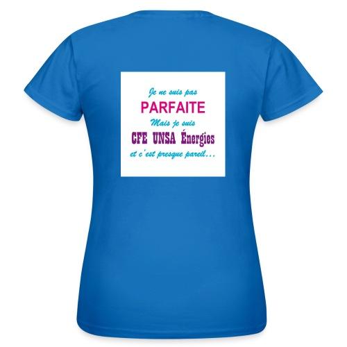 20663720_461011040923314_ - T-shirt Femme
