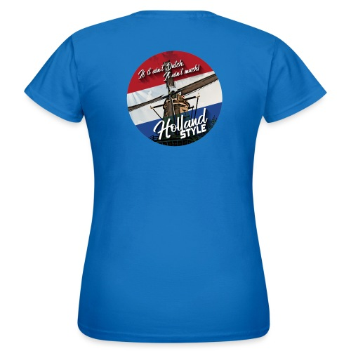 Holland Style (IIADIAM) - Frauen T-Shirt