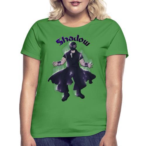 FLOW Wrestling's shadow by Helyria - T-shirt Femme