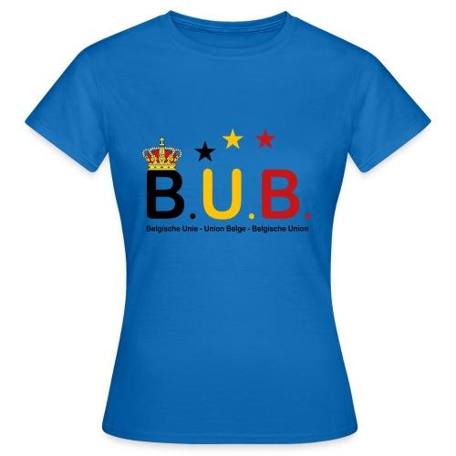 BUB - T-shirt Femme