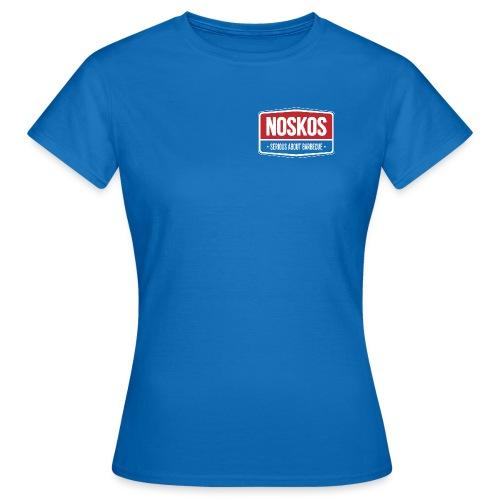 Noskos - Serieus About Barbecue - Vrouwen T-shirt