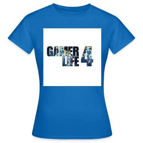 GAMER4LIFE png - Women's T-Shirt
