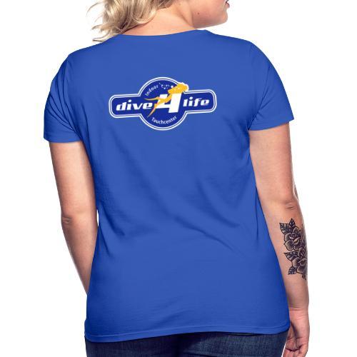 dive4life Style - Frauen T-Shirt