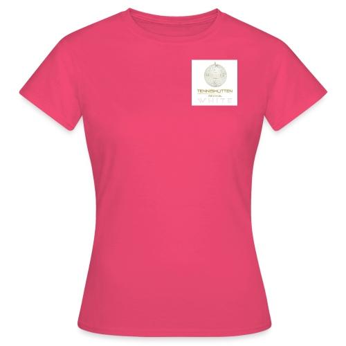 WHITE PARTY - Frauen T-Shirt
