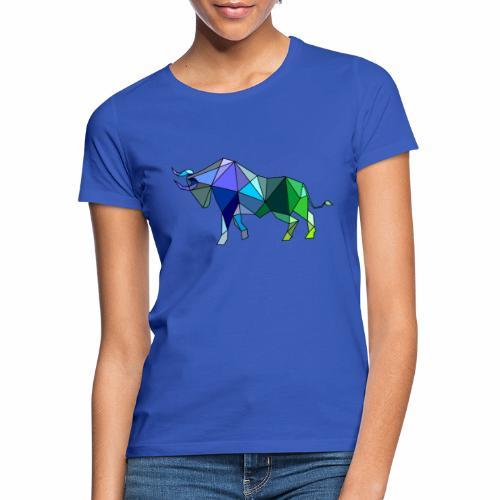 Toro Color - Camiseta mujer