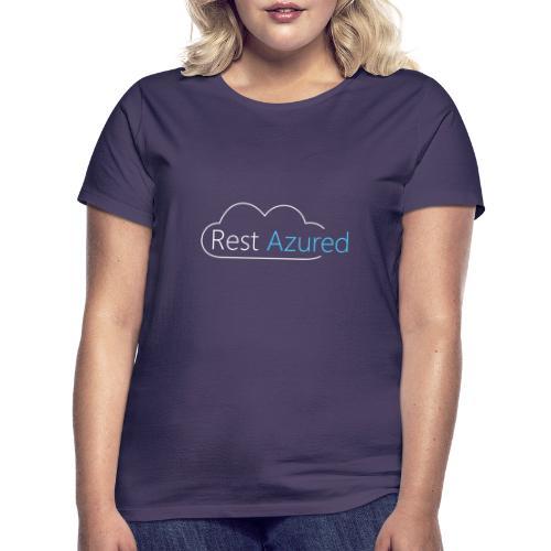 Rest Azured # 2 - Women's T-Shirt