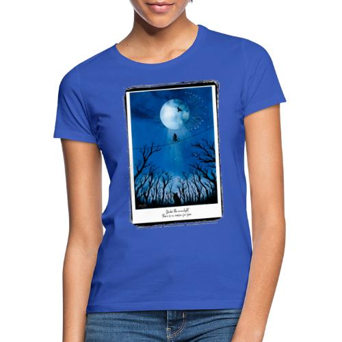 night frame 01 - Frauen T-Shirt