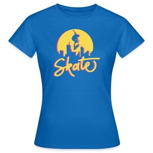 Skate - T-shirt dam