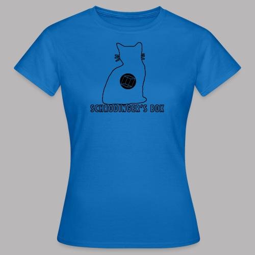 Schrodinger's Box - Women's T-Shirt