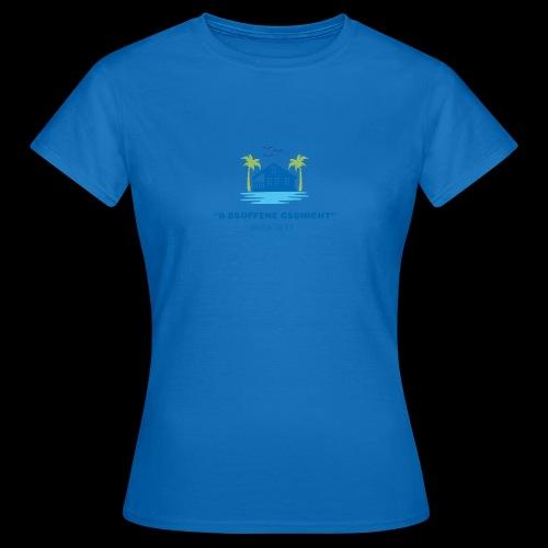 ''A BSOFFENE GSCHICHT'' IBIZA 2017 - Frauen T-Shirt