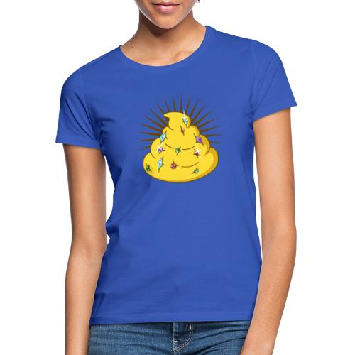 Golden Turd - Women's T-Shirt