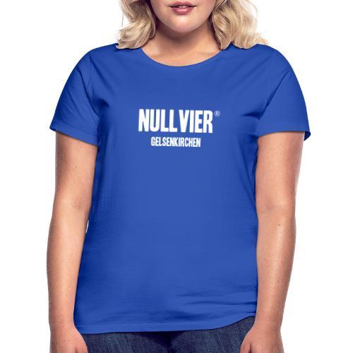 NULLVIER WHITE - Frauen T-Shirt