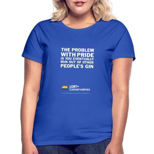 Tory Tshirts Final - Women's T-Shirt