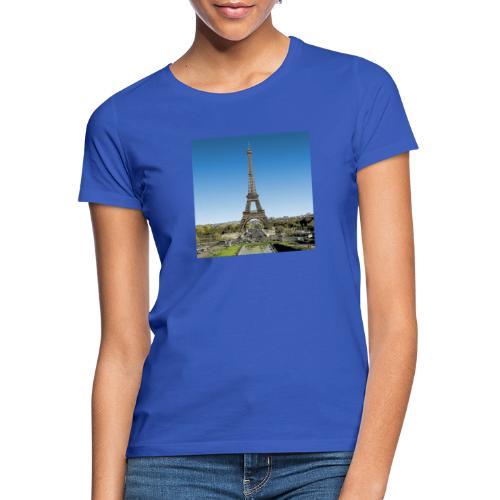 tour eiffel manga - T-shirt Femme
