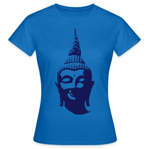 Boeddha hoofd - Vrouwen T-shirt