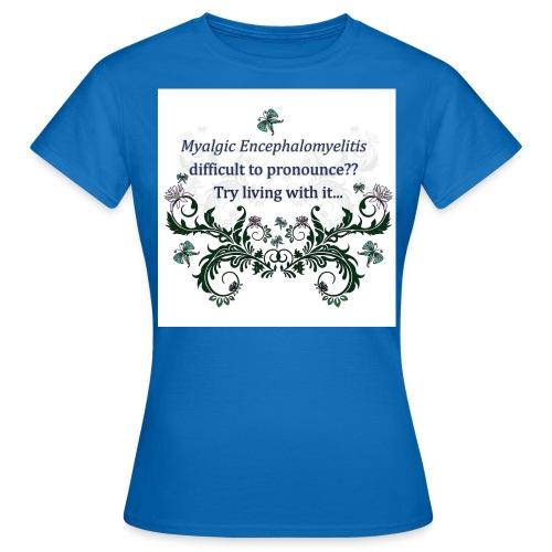T print ME whitebg jpg - Women's T-Shirt
