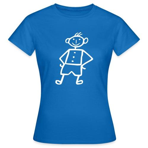 me-white - Frauen T-Shirt