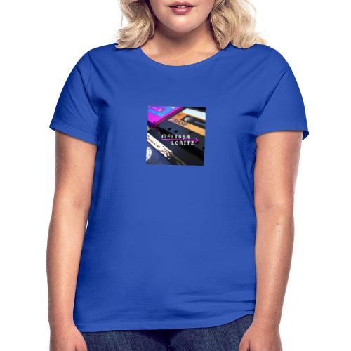retro style kasette - Frauen T-Shirt