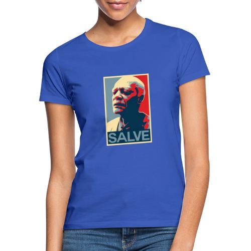 Salve series - Mestre Pastinha - Women's T-Shirt