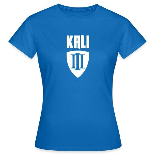 Kali Blue - Frauen T-Shirt