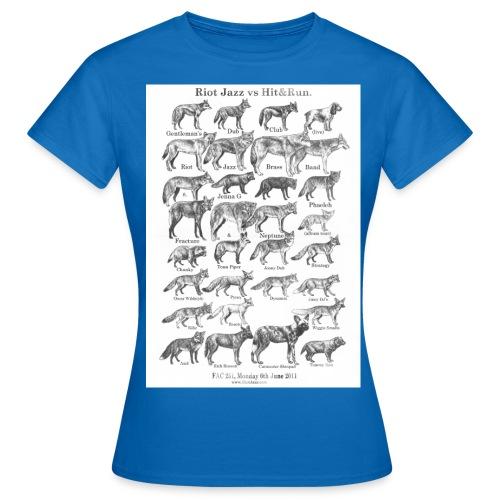 final dogs tshirt smaller - Women's T-Shirt