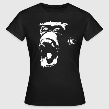 Apinat itkeä  - Naisten t-paita