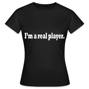 PLAYER - Women's T-Shirt