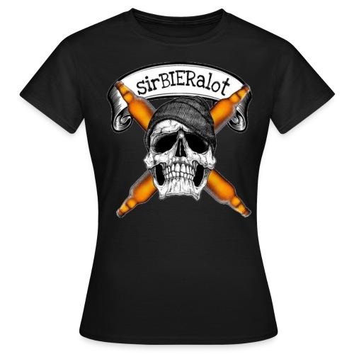 sirBIERalot - Frauen T-Shirt